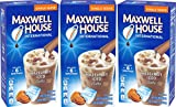iced coffee cooler - Maxwell House International Iced Hazelnut Latte 6 Single Servings (3 Pack)