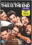 This is the End [DVD] [2013] by Seth Rogen