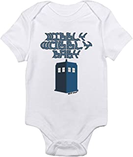 doctor who baby items