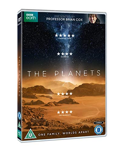 The Planets [DVD] [2019]
