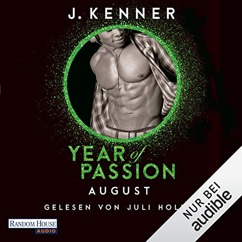 Year of Passion. August cover art