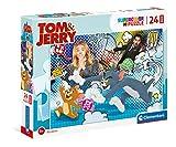 Clementoni Tom and Jerry Puzzle Infantil, Multicolor (24212)
