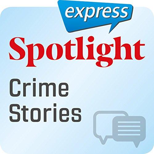 Spotlight express - Kommunikation: Wortschatz-Training Englisch - Krimis Titelbild