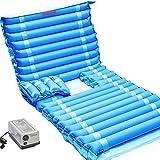 yankai PVC Aufblasbare Anti-DekubitusMatratze | Hämorrhoiden Luftmatratze Anti-Dekubitus-Luftmatratze Medizinische Ältere NIU