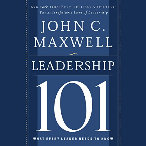 Leadership 101 audiobook cover art