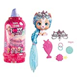 IMC Toys VIP Pets Surprise Hair Reveal - Series 2 Glitter Twist - Styles May Vary , Pink