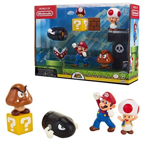 MARIO - Coffret 5 figurines