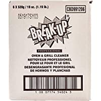 Diversey break-up Professionalオーブングリルクリーナー、エアゾール、19オンス( 6パック) 1-(Pack) CBD991206 6