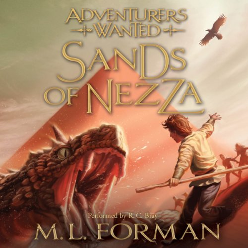Sands of Nezza cover art