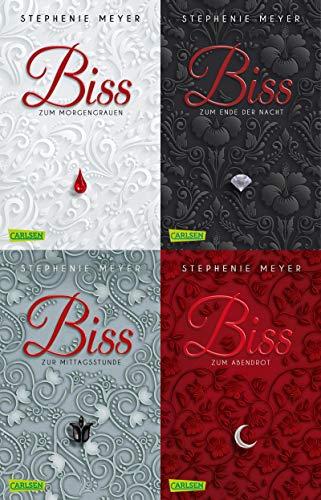 Biss, Band 1,2,3,4, Twilight Romane (Biss)