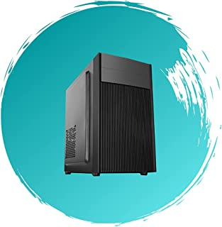 Linha Pc Desktop Intel Core i5-9ªG, Ram Gamer 8GB DDR4, SSD 480GB, Placa de Vídeo GT 710 2GB, Fonte 500w
