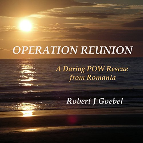 Operation Reunion audiobook cover art