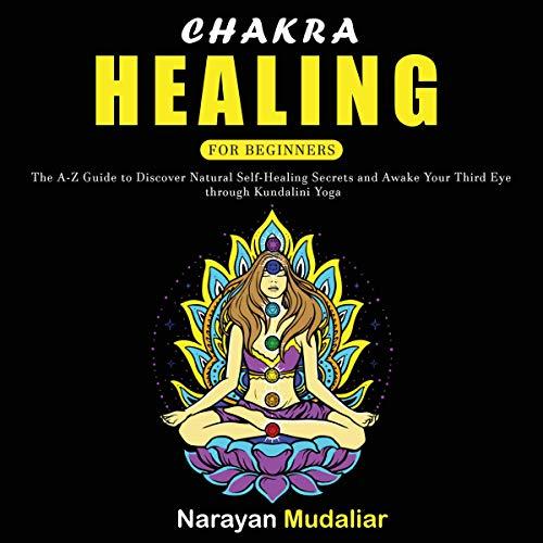 Chakra Healing for Beginners cover art