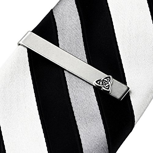 Quality Handcrafts Guaranteed Celtic Tie Clip