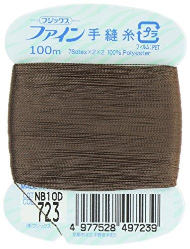 フジックス ファイン 【手縫い糸】 #40 100m col.723