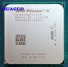 AMD Phenom II X4 840 3.2 GHz 95W Quad-Core CPU Processor HDX840WFK42GM Socket AM3