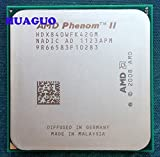 AMD Phenom II X4 840 3.2 GHz 2 MB Cache Quad-Core CPU Processor HDX840WFK42GM Socket AM3