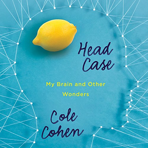 Head Case audiobook cover art