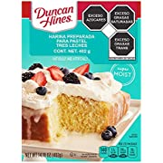 Duncan Hines Tres Leche Cake Mix, 14.18 Ounce