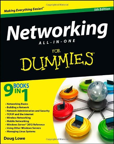 Networking All-in-One For Dummies