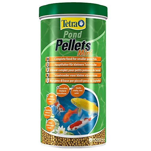 Tetra - Bolitas de comida para peces de estanque (240g) (Variado)