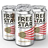 Freestar Preisgekröntes alkoholfreies Bier (Glutenfrei, Vegan) Erfrischend anders (4)