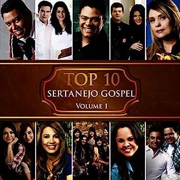 Top 10 Sertanejo Gospel Vol. 1