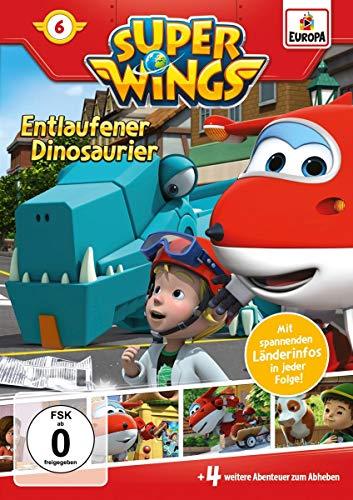 Super Wings 6 - Entlaufener Dinosaurier