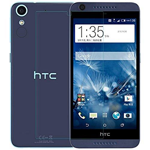 Granadatech Cristal Templado para HTC Desire 628 l Protector de Pantalla, Calidad HD, Grosor 0,3mm, Bordes Redondeados 2,5D, Resistencia 9H