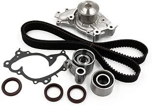 7Pcs Timing Belt Water Pump Kits fit 95-04 Lexus ES300 Toyota Avalon Camry 1MZFE