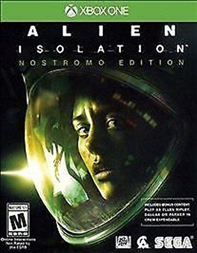 SEGA Alien Isolation, Xbox One - Juego (Xbox One, Xbox One, Shooter...