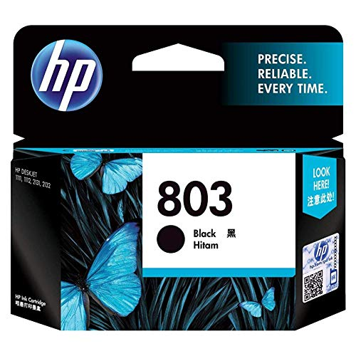 HP803SmallInkCartridgeBlack