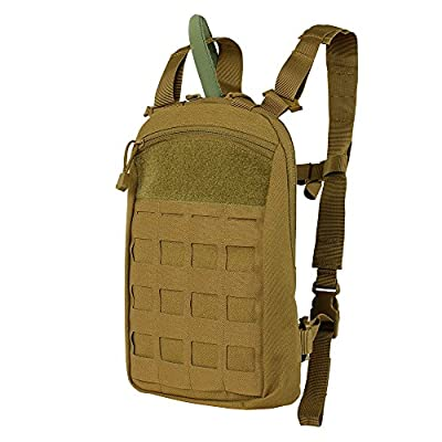 Condor Outdoor LCS Tidepool Hydration Bladder Carrier (Coyote Brown)