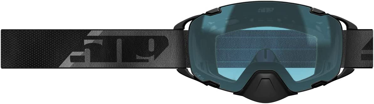 509 OFFicial site Aviator 2.0 Fuzion Goggle Very popular Gray Black