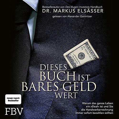 Dieses Buch ist bares Geld wert Titelbild