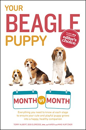 Your Beagle Puppy Month by Month: Everything You Need to Know at Each State to Ensure Your Cute and Playful Puppy Grows into a Happy, Healthy Companion (Your Puppy Month by Month)