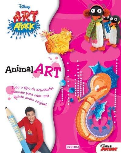 Art Attack. Animal Art