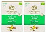 Maharishi Ayurveda Vata Tee (Bio), Doppelpack, Gewürztee, Chai, 2x15 Beutel, 22,5 g, ökologisch