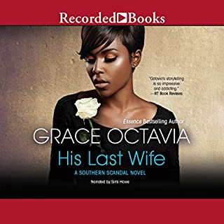 His Last Wife audiobook cover art
