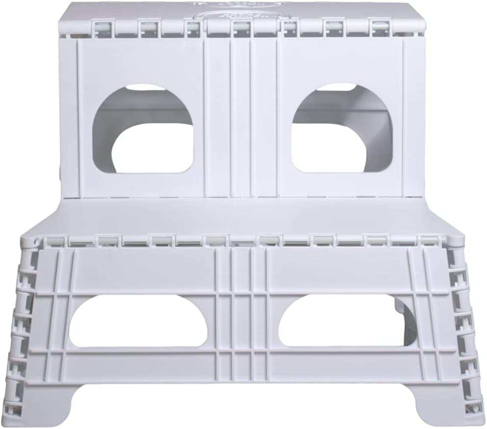 Bee Neat 2 Step Folding Stool âKitchen Tulsa Mall for Super beauty product restock quality top RV More Closet