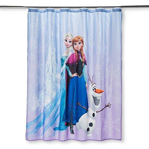DS Frozen Duschvorhang, Violett