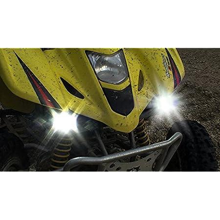 all years 6000K Fog Light Kit for Suzuki Burgman 125 150 200 250 400 650