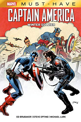 Marvel Must-Have: Captain America: Winter Soldier