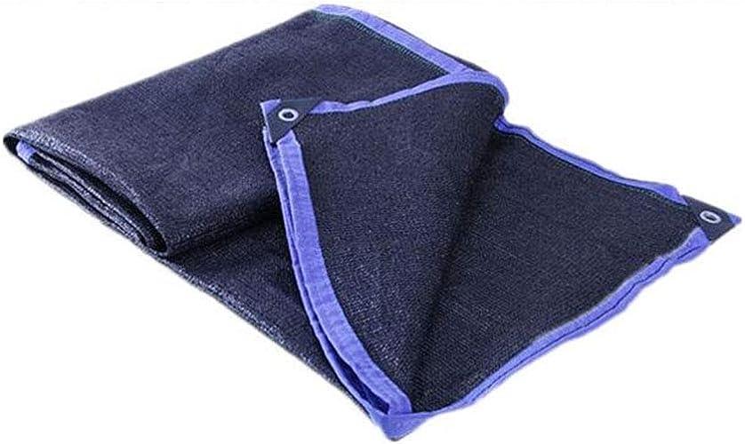 Baches de prougeection CJC écran Solaire Ombre Tissu Net Cryptage épaissir Serre Grange Toit Couvertures (Taille   5x6m)