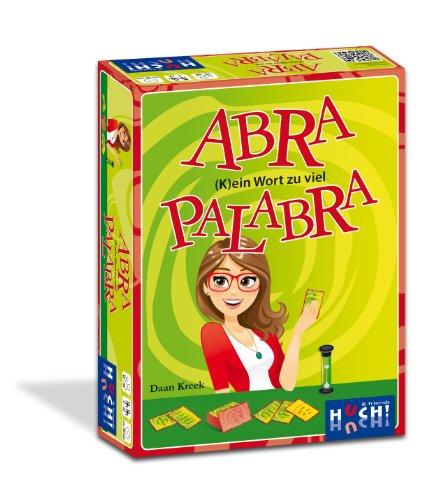 Huch & Friends 878656 - Abra Palabra, Geschicklichkeitsspiel