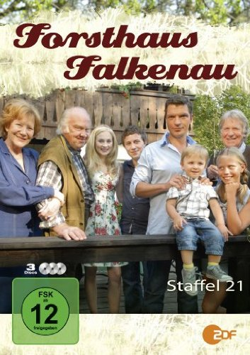 Forsthaus Falkenau - Staffel 21 (3 DVDs)