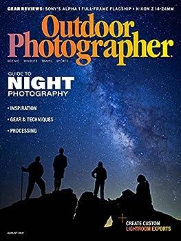 Best outdoor photographer magazine subscription Reviews