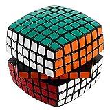 LYYN Séptimo Orden Rubik'S Cube Racing Profesional Rubik'S Cube Toy diversión Materiales de Seguridad de la Serie Qizhi