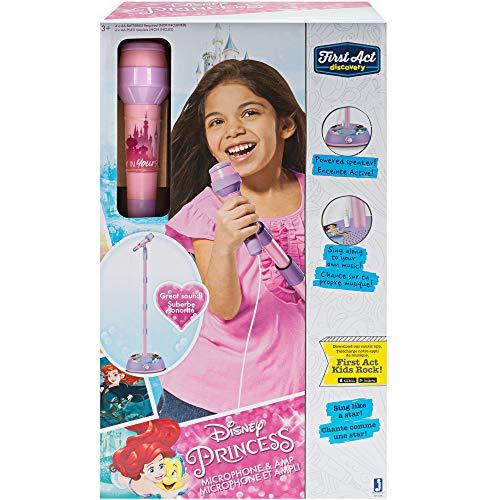 First Act Discovery Disney Princess Mic and Amp DP4250000