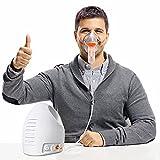 JUWA Nebulizer Machine Portable Nebulizer Machine with A Set of Accessories Desktop Nebulizer Low Noise Steam Inhaler